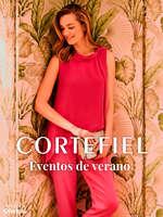 Ofertas de Cortefiel, Eventos de verano