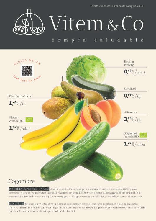 Ofertas de Vitem & Co, Vitem & Co, compra saludable