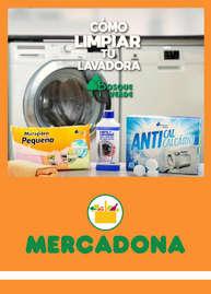 Cómo lavar tu lavadora