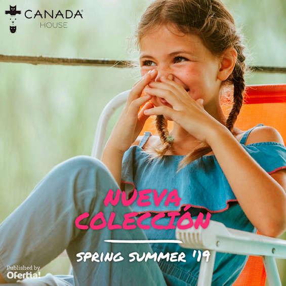 Ofertas de Canada House, Nueva Colección - Spring Summer '19