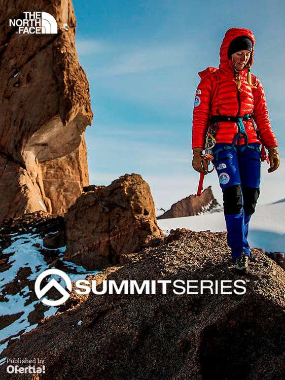 Ofertas de The North Face, Summit Series
