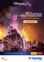Ofertas de Viajes Tejedor, Hasta 20% en estancia y media pensión gratis