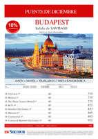 Ofertas de Soltour, Budapest