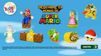 Descubre el mundo de Super Mario