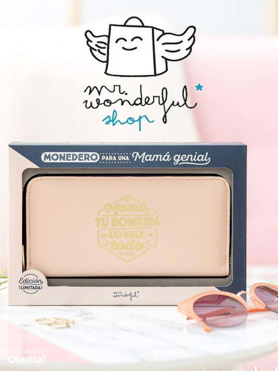 Ofertas de Mr Wonderful, Novedades
