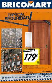 Especial seguridad - Valladolid