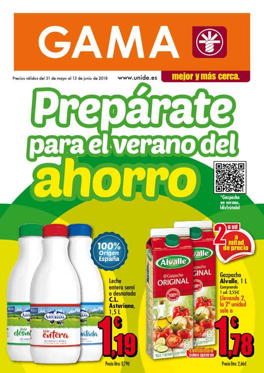 Supermercados gama humanes de madrid ofertas cat logo y - Ofertia folleto carrefour ...