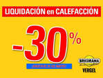 Ofertas de Bricorama, 30%