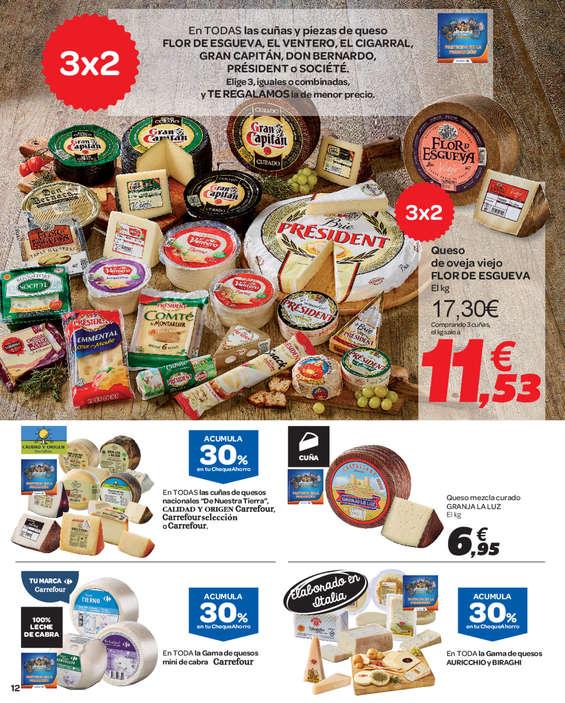 Ofertas de Carrefour, Acumula 30% en tu ChequeAhorro