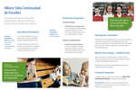 Ofertas de Allianz, Folleto Vida Colectivos Continuidad de Estudios