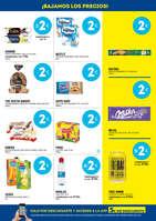 Ofertas de BM Supermercados, Bajamos los precios