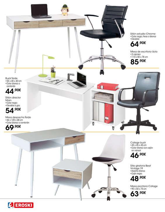 Comprar sillas de oficina barato en zizur nagusia ofertia for Ofertas de sillas de oficina en carrefour