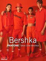 Ofertas de Bershka, Pantone takes over Bershka