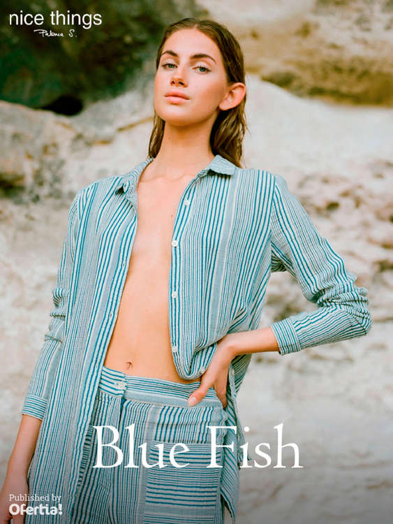 Ofertas de Nice Things, Blue Fish