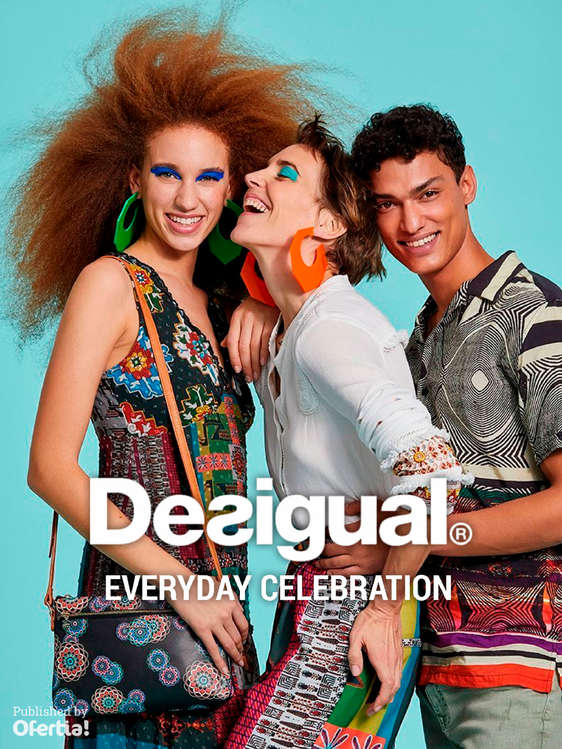 Ofertas de Desigual, Everyday Celebration
