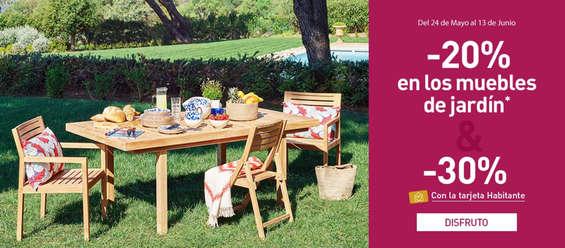 Habitat ofertas cat logo y folletos ofertia - Habitat muebles madrid ...
