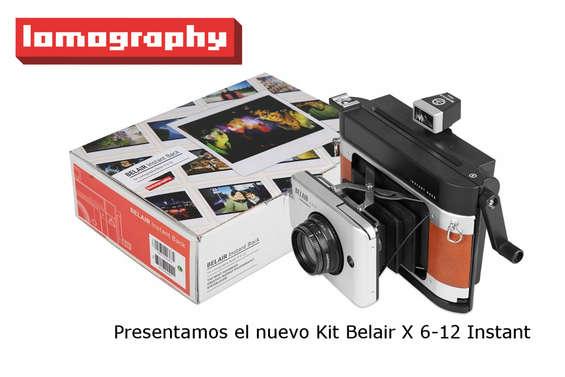 Ofertas de Lomography, Presentamos el nuevo Kit Belair X 6-12 Instant