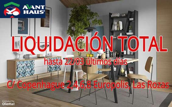 Ofertas de Avant Haus, Liquidación Total