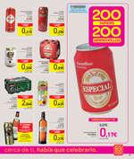 Ofertas de Carrefour, Que seamos 200 y estemos más cerca de ti, había que celebrarlo