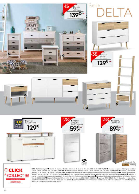 Comprar Muebles de comedor barato en Cunit - Ofertia