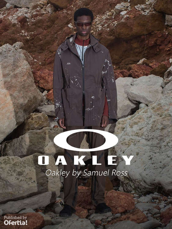 Ofertas de Multiópticas, Oakley by Samuel Ross