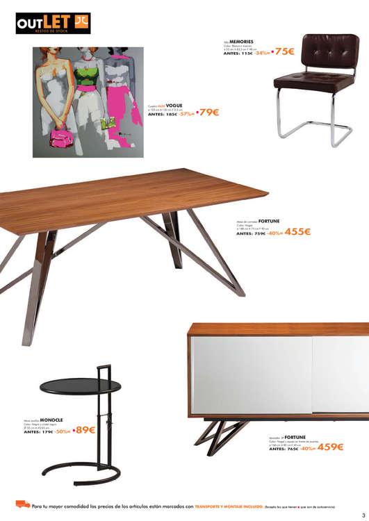 Comprar mesa auxiliar barato en alcal de henares ofertia for Mesas camino a casa