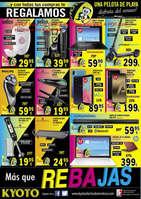 Ofertas de Kyoto Electrodomésticos, Rebajas