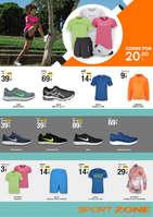 Ofertas de Sport Zone, Corre por 20€