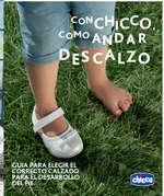 Ofertas de Chicco, Con Chicco, como andar descalzo