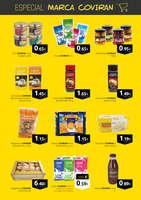 Ofertas de Supermercados Covirán, Vuelta al cole