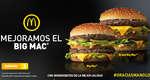 Ofertas de McDonald's, Mejoramos el Big Mac