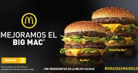 Mejoramos el Big Mac