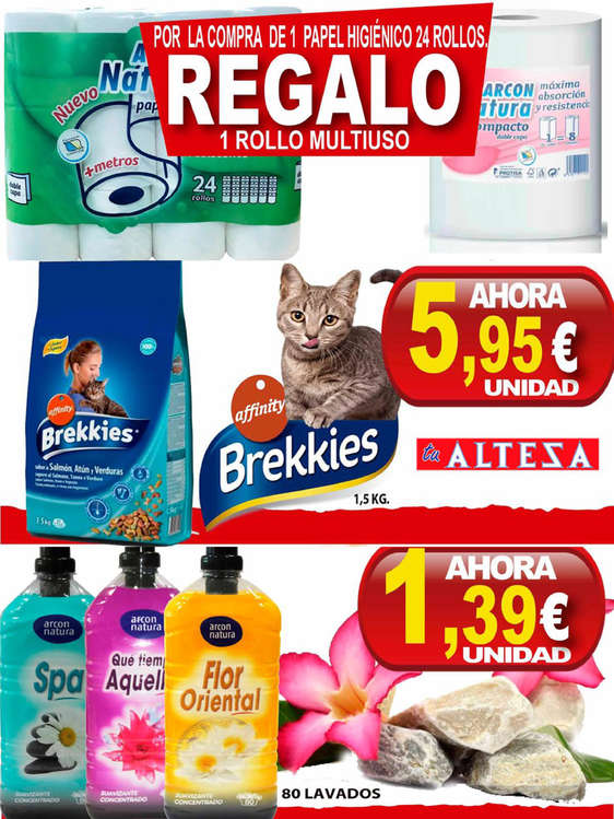Ofertas de Supermercados Alteza, Promos Tu alteza