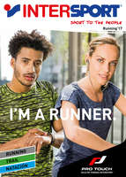 Ofertas de Intersport, I'm a runner