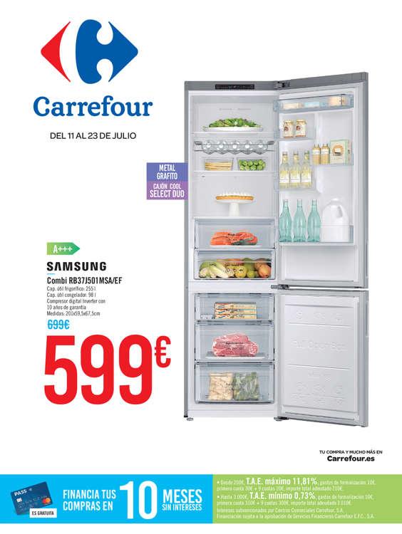 Ofertas de Carrefour, Electro ocasión