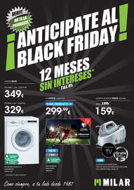 ¡Anticipante  al Black Friday!
