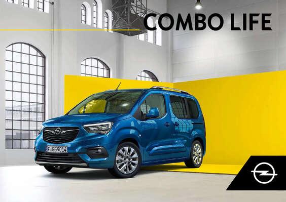 Ofertas de Opel, Combo Life