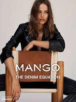 Ofertas de MANGO, The denim equation