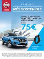 Ofertas de Nissan, La revisió més sostenible
