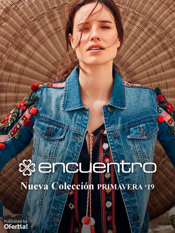 Ofertas de Encuentro, Nueva Colección Primavera '19