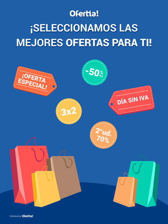 Ofertas de Cadena 88, ¡Seleccionamos las mejores ofertas para tí!