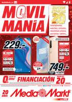 Ofertas de Media Markt, M0%vil Manía