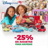 25% en juguetes