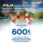 Ofertas de Viajes Ecuador, Ahorrate hasta 600