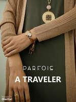 Ofertas de Parfois, A traveler