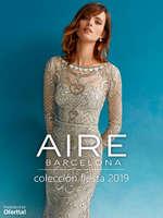 Ofertas de Aire Barcelona, Colección Fiesta 2019