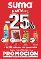 Ofertas de Suma, -25%