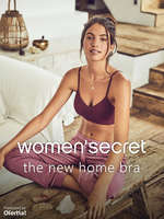 Ofertas de Women'Secret, The new home bra