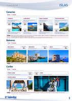 Ofertas de Viajes Tejedor, Séniors