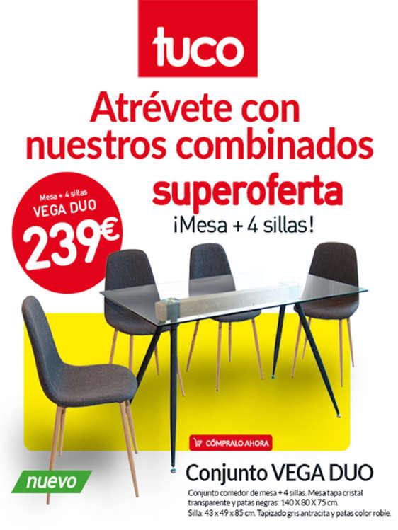Tuco ofertas cat logo y folletos ofertia - Catalogo gran casa ...